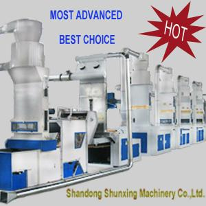 MQ-500 Textile/ Clothes/ Used Garment Recycling Machine