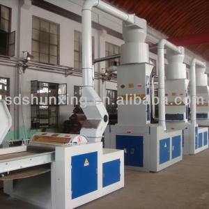 MQ-500 Textile Recycling Machinery