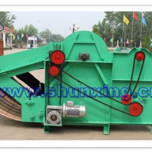 MQK-1060 Rags Tearing Machine