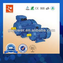 MS series three-phase aluminium shell motor