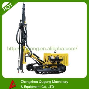Multifunctional portable drilling rig,compressed air and hydraulic DTH drilling rig,drilling rig