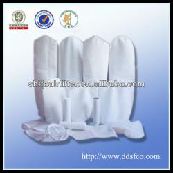Needle punched dust collector filter bag,filter sock