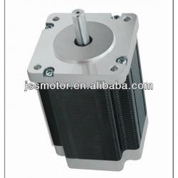 nema 24 stepper motor, 1.8 step angle stepper motor, 2 phase hybrid stepper motor
