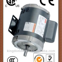 Nema AC electric induction squirrel cage single phase motor(0.125HP-5HP)