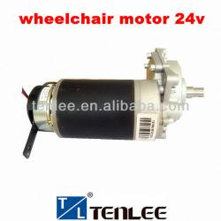 NEW and HOT! 24v dc electric wheelchair gear motor