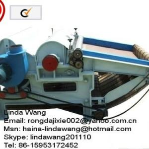 new design cotton/textile waste opening machine