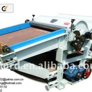 new design cotton/textile waste recycling machine