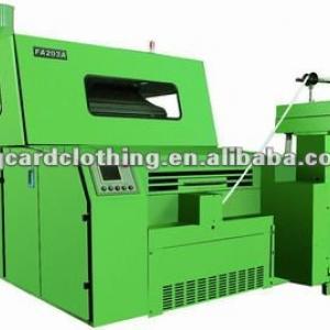 new design fiber cotton carding machine