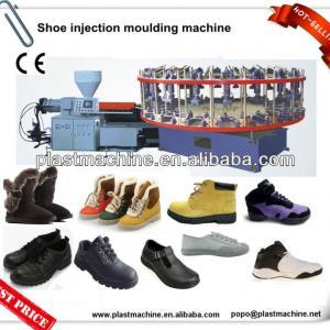new design PVC shoes making machine