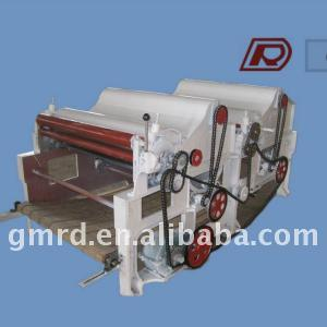 NEW! GM400 Two-roller Yarn Waste Recycling Machine