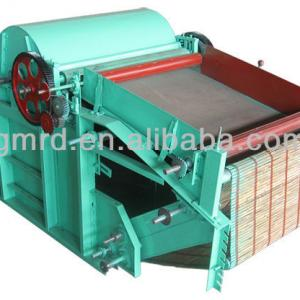 New! GM600 Cotton Textile Waste Opening Machine