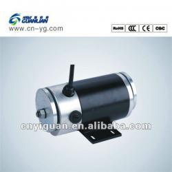 New Guanlian electric dc 48 volt vibration motor