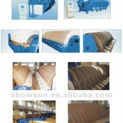 new type vacuum filter for mineral processing