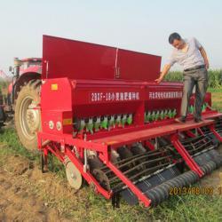 NONGHAHA 2BXF-18 disc rice, wheat seeder/seed drill