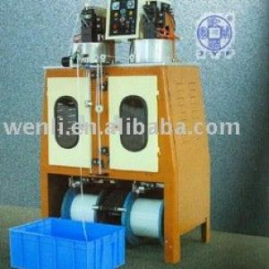 nylon zipper long chain machine