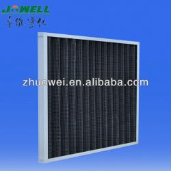Odor removal activated carbon filter/ chemical filter ;Chemical industry; Hospital application