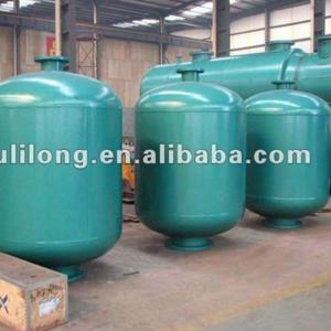 oil or gas tank//pressure vessel