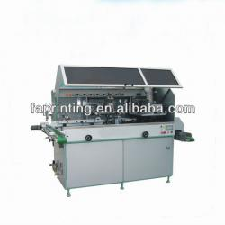 one color screen printing machine