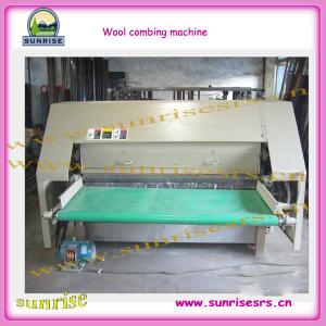 one time forming cotton carding machine /carding machine