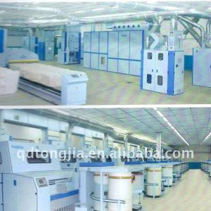 Open End spinning production line / Open End and rotor spinning machine TJ-008A