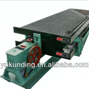 Ore Dressing Double Deck Shaking Table
