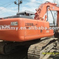 original hitachi zx200 crawler excavator ,used excavator, zx200 excavator