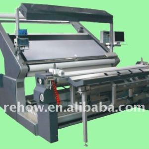 OW-02 Open-width Knitted Fabric Tensionless Inspection Machine