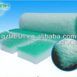 PA-50 painting booth fiberglass filter (manufacture)