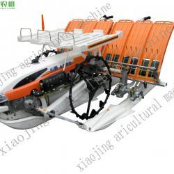 paddy transplanter 6 row 250mm row pitch