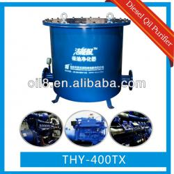 patented oil purifier for service station THY-400TX