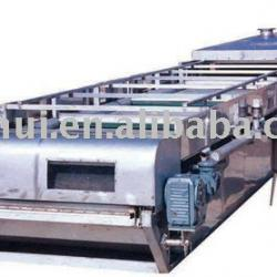PBF continuous horizontal vacuum belt filter