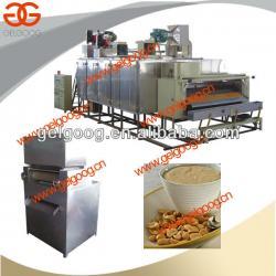 Peanut Butter Production Line Peanut Butter Making Machine