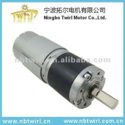 PG36555 12V 75kgf.cm 17rpm solar Planetary Gear Motor