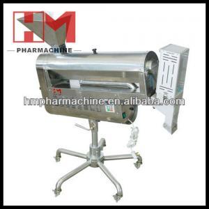Pharmaceutical Capsule Polishing Machine