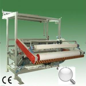 PL-G606 Textile Inspection and Winding Machinery for Large Roll