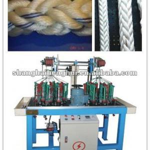plait rope braiding machine