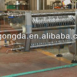 Plate and frame diatomite filter machine 3T