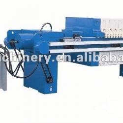 Plate Filter press for wastewater treatment