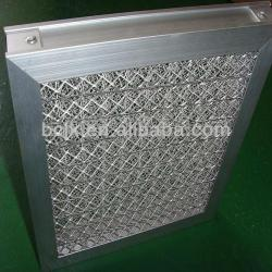 pleated metal mesh filter producer /high quality metal filter