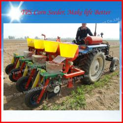pneumatic precise corn fertilization seeder