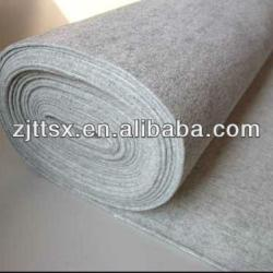 Polyester Antistatic Non Woven Filter Media For Pulverized Coal Mill