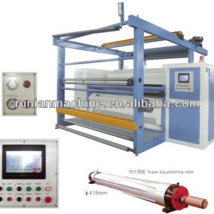 Polyester blankets making Polishing Machine RN420A