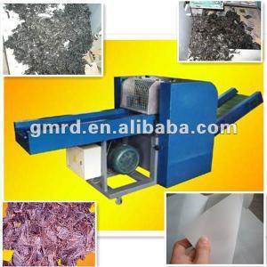 polyester fiber cutting machine