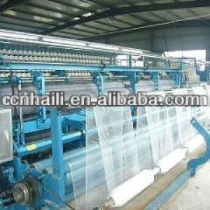 Polyester multifilament fishing net machine