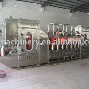 polyester ribbons dyeing machine
