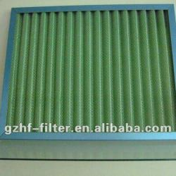 Polyurethane foam replacement air filter