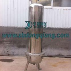 porous ceramic filter for wastewater treatment