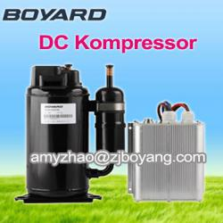 portable air conditioner for cars with 12V DC compressor