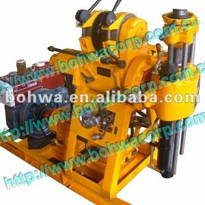 Portable mini drilling machine for soil testing, SPT testing