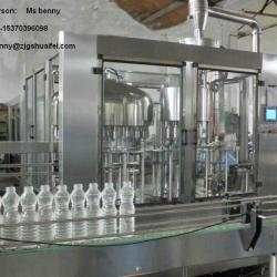 Potable water bottling production line equipments